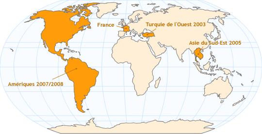 Carte Monde Asie Du Sud Est.La Tete Ailleurs Les Jambes Qui Suivent Les Carnets De