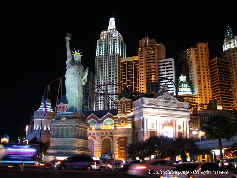 Quand New-York s'invite a Las Vegas...