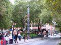 Un totem sur Pioneer Square
